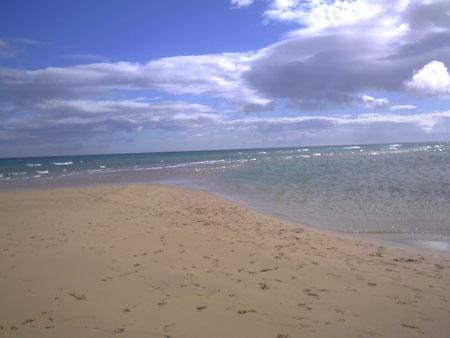 beaches sotavento