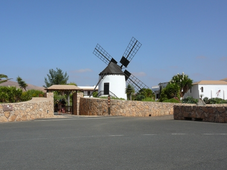 Windmill Antigua, Fuerteventura